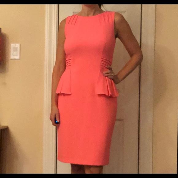 06f28fb4a6 ANTONIO MELANI Dresses   Skirts - Antonio Melani Peplum Dress